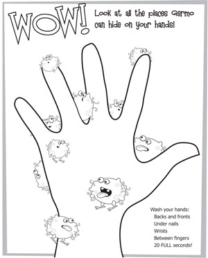 Printables Hand Washing Worksheets 1000 images about kavramlar on pinterest hand washing right arrow and preschool worksheets
